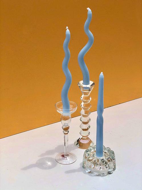 tall stemmed candleholder