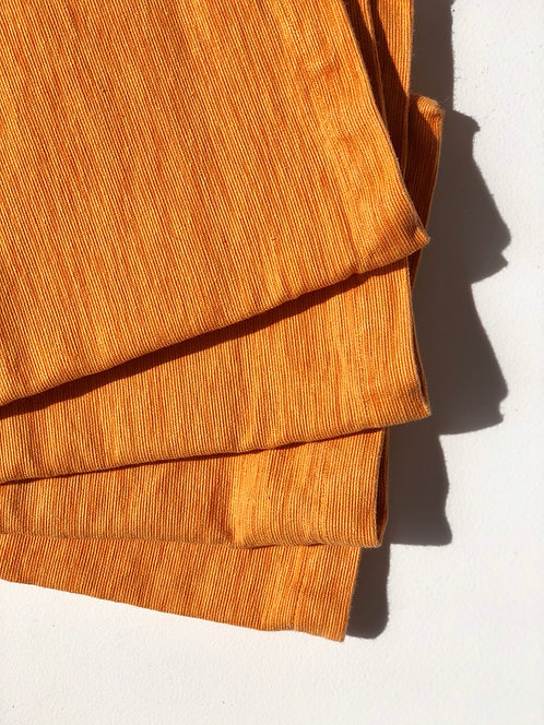 light orange placemats (set of 4)