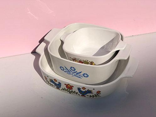 corningware baking dishes