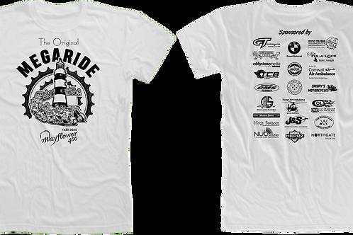 Plymouth MegaRide T-Shirt