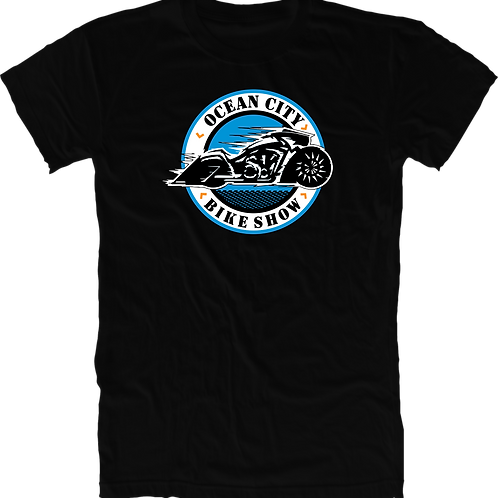 Ocean City Bike Show T-Shirt
