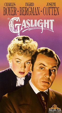"The 1944 film ""Gaslight"" movie poster"