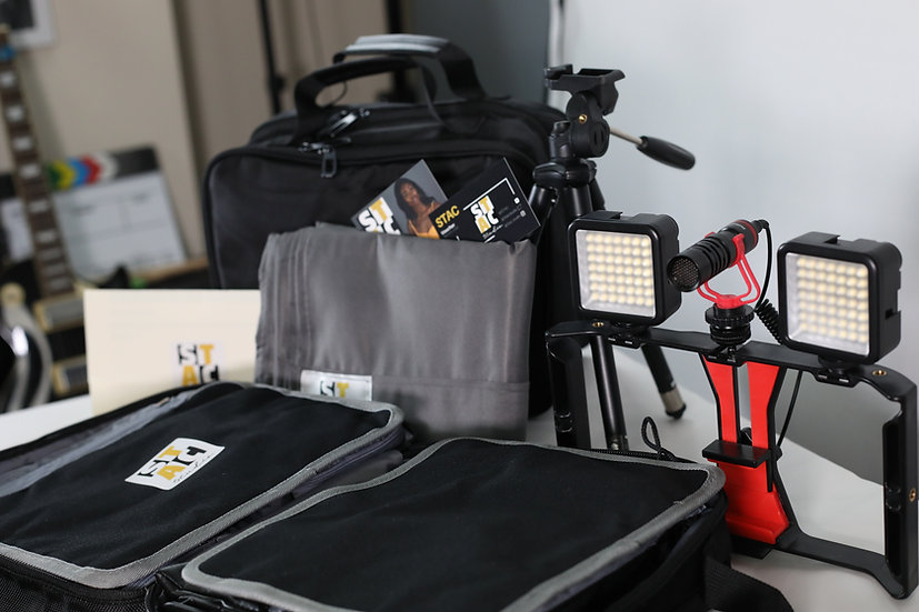 DELUXE - Self Tape Travel Pack