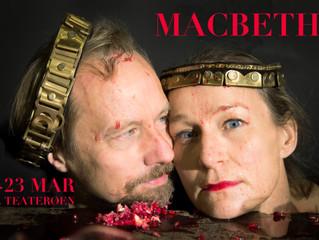 Oplev Macbeth på Teaterøen