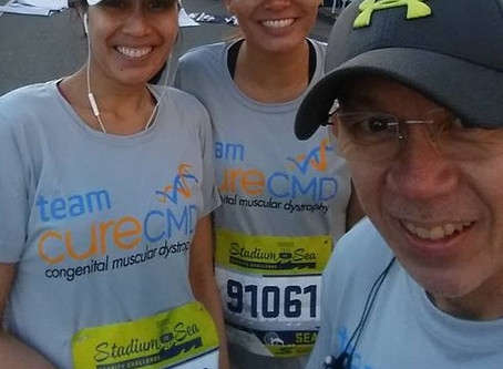 The Results are in! Cure CMD's First LA Marathon a Great Boon for CMD Research