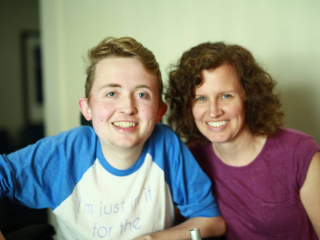 It's Volunteer Week and here's our next highlight: Susan Lee-Miller