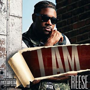 Reese CD Cover I AM Official Inside Cd D