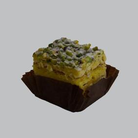 Cubo al pistacchio