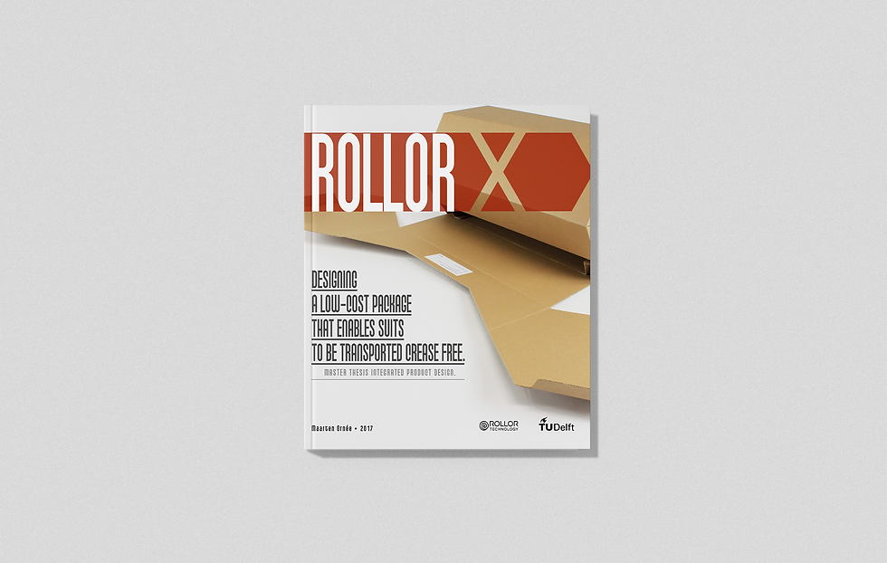 Graduation Project Report - Rollor Packaging