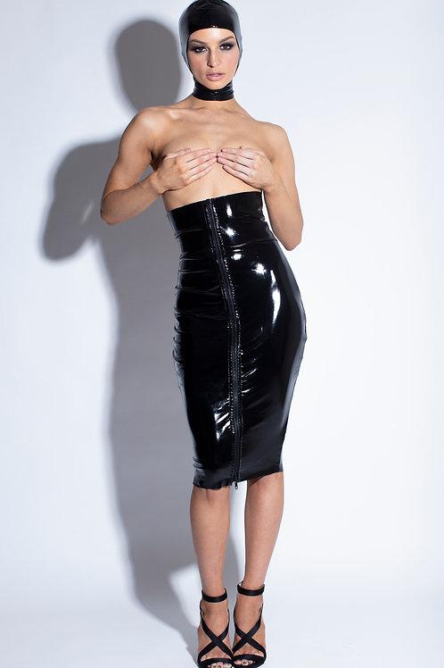 Kinky Black Skirt