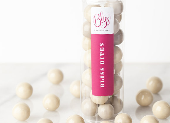 Milk Chocolate Yuzu Malt Balls