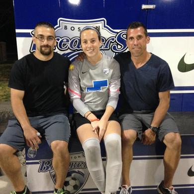 Coach Drew, Jami Kranich