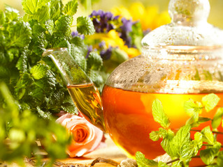 Herbal Medicine or Herbs as food/drinks.