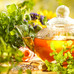 Herbal Medicine or Herbs as food/drinks.