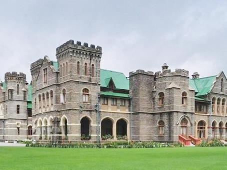 Raj Bhawan- Governor's House Nainital