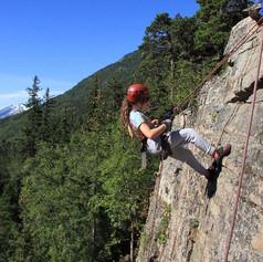rock climbing-Nainital camps