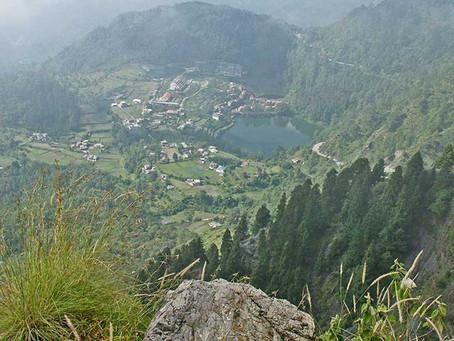 Lands End Nainital