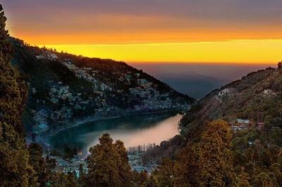 about nainital lake
