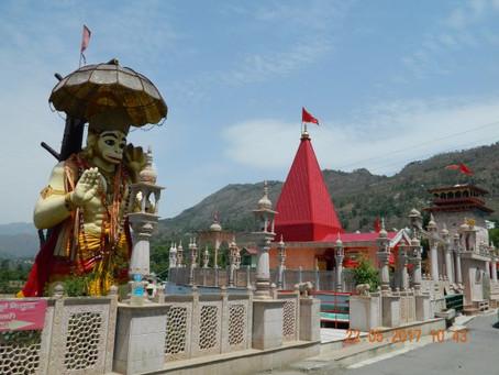 Hanuman Garhi Nainital