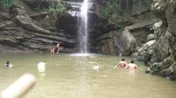 bg waterfall