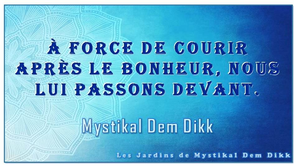 A propos de Mystikal Dem Dikk