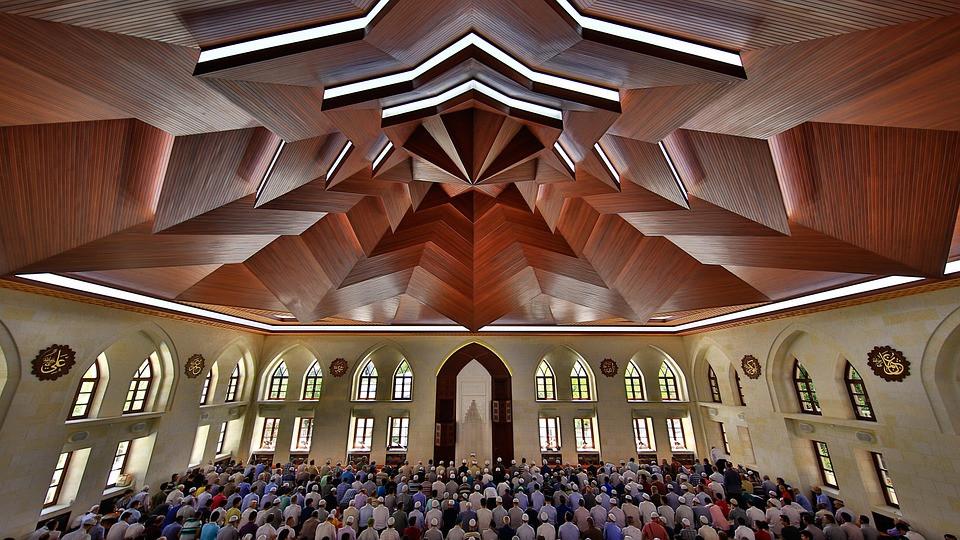 Mosquée, Islam