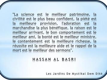 Un rappel d'Hassan AL BASRI