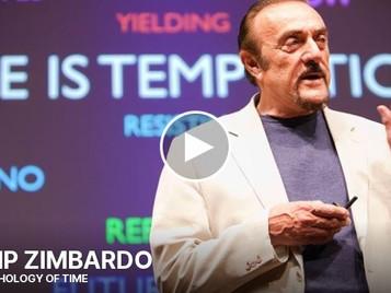 [Ted Talk-Vidéos] La psychologie du temps et l'effet Lucifer, par Philip Zimbardo