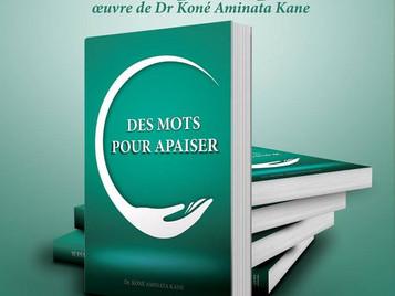 [Café littéraire] Des mots pour apaiser, Koné Aminata Kane