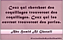 Citation Al Ghazali
