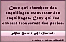 Citation Al Ghazali
