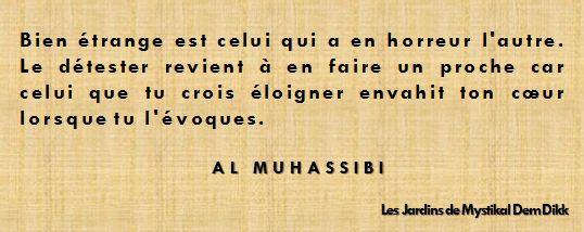 Citation Al Muhassibi