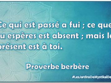 [Proverbe africain] Le présent est à toi x Mystikal Dem Dikk
