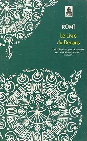 le livre du Dedans, Rumi