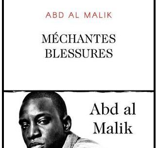 [Café Littéraire] Méchantes blessures, roman d'Abd al Malik