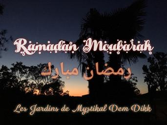 Ramadan 1442 (2021) - Ramadan moubarak