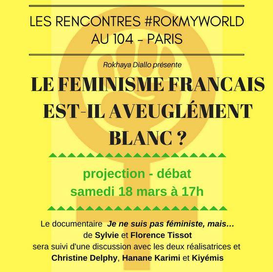 #ROKMYWORLD au 104 - Paris
