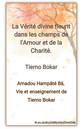 Amadou HAMPÂTE BÂ : La Vérité divine x Mystikal Dem Dikk