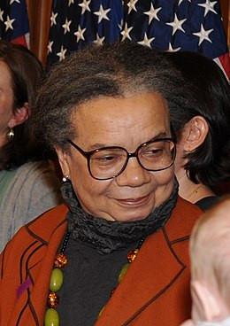 Marian Wright Edelman en 2010