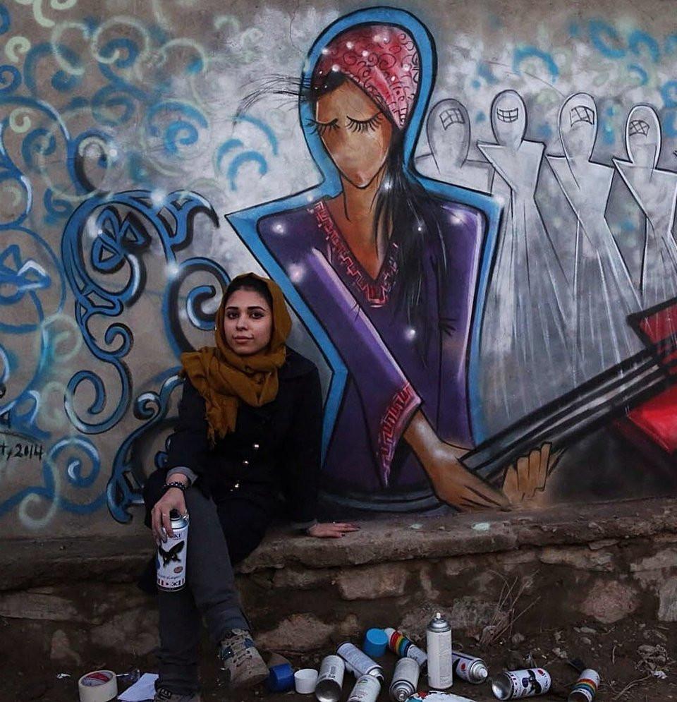 Shamsia Hassani 11