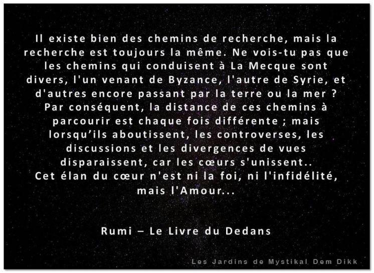 Rumu, Le Livre du Dedans