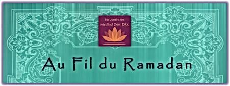 Les Jardins de Mystikal Dem Dikk - Paillote Spirituelle - Ramadan 2017