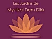 Logo Jardins de Mystikal Dem Dikk
