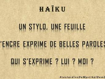 [Haïku] Mystikal Dem Dikk - Inspiration