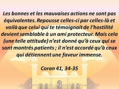 Kitab al Wasâyâ, Ibn 'Arabi : Fuis ce que Dieu t'interdit et ne nuis pas au voisin (32)