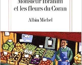 [Café littéraire] Monsieur Ibrahim et les Fleurs du Coran, Eric-Emmanuel Schmitt
