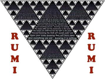 [Extrait] Rumi : Tout l'univers est contenu dans un seul être humain : toi..
