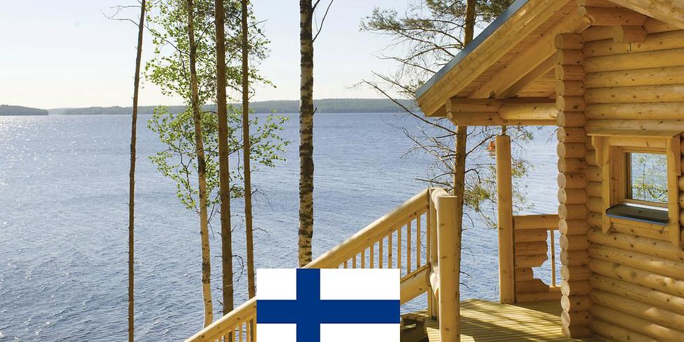 Rehab Camp Finland.