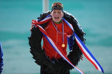 Rixt Meijer terug in het landelijk marathonpeloton