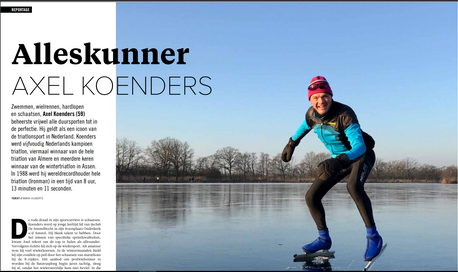 Interview met Axel Koenders in Proskating